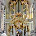 A Church Filled With Music - Church Of Our Lady Dresden by Christine Till