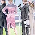 A Day At The Races by Arline Wagner