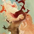 A Deserts Reach by Paul Harrington