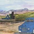 A Ford by Sara Stevenson