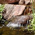 A Little Waterfall by Susan Heller
