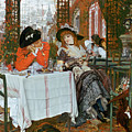 A Luncheon by Tissot