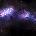 A Massive Nebula Covers A Huge Region by Justin Kelly