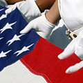 A Naval Station Pearl Harbor Ceremonial by Stocktrek Images
