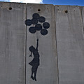 A Painting On The Israeli Separartion by Keenpress