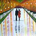 A Rainy Dayii by Manjiri Kanvinde