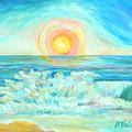 A Splash Of Dawn by Bev Veals