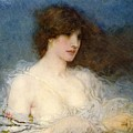 A Spring Idyll by George Henry Boughton