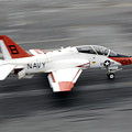 A T-45c Goshawk Training Aircraft Makes by Stocktrek Images
