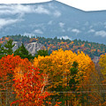 A View In North Conway by Jeremy McKay
