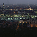 A View Of Lyon Between The Pont De La by James L. Stanfield