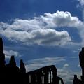 Abbey Skyline by Cliff Norton