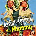 Abbott And Costello Meet The Mummy Aka by Everett