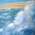 Above The Clouds by Jeannette Ulrich