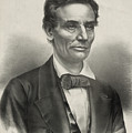 Abraham Lincoln - As A Presidential Candidate by International  Images