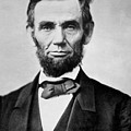 Abraham Lincoln -  Portrait by International  Images