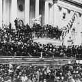 Abraham Lincoln Gives His Second Inaugural Address - March 4 1865 by International  Images