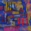 Abstract 03 by Nelson Caramico