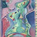 Abstract 92 - Inner Landscape by Kerryn Madsen- Pietsch
