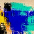 Abstract For2 by Rene Avalos