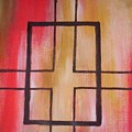 Abstract Squares by Becca Haney