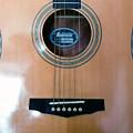 Acoustic Guitar - Front by Steve Ohlsen