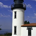 Admiralty Head Lighthouse Li2024b by Mary Gaines