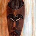 African Warrior by Donna Proctor