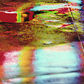 After The Rain Abstract 2 by Tony Cordoza