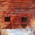 After The Snow II by L Diane Johnson