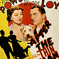 After The Thin Man, Myrna Loy, Asta by Everett