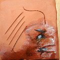 Agonise - Tile by Gloria Ssali