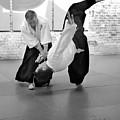 Aikido Wrist Lock  by Frederic A Reinecke