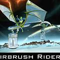 Airbrush Riders by John Los