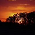 Alberta Sunset by Jeff Swan