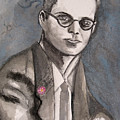 Aldous Huxley by Darkest Artist