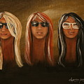 All Shades by Dyanne Parker