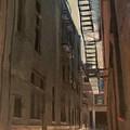 Alley Series 5 by Anita Burgermeister
