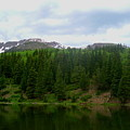 Alpine Lake by Joshua Bales