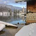 Alpine Winter Clarity by Ian Middleton