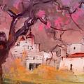 Altea La Vieja In Spain 18 by Miki De Goodaboom