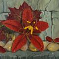 Ambrosia Flower by Popescu Florinel Pentegos