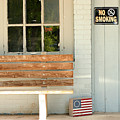 America No Smoking by Steve Augustin