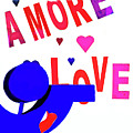 Amore Love by Frances Hattier