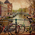 Amsterdam Canal by Jill Smith