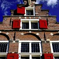 Amsterdam Windows by Randall Paar