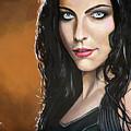 Amy Lee by Tom Carlton