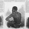 An African American Runaway Slave Named by Everett