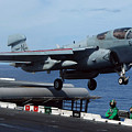 An Ea-6b Prowler Launches by Stocktrek Images