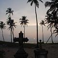 An Evening At The Beach-2 by Reshmi Shankar